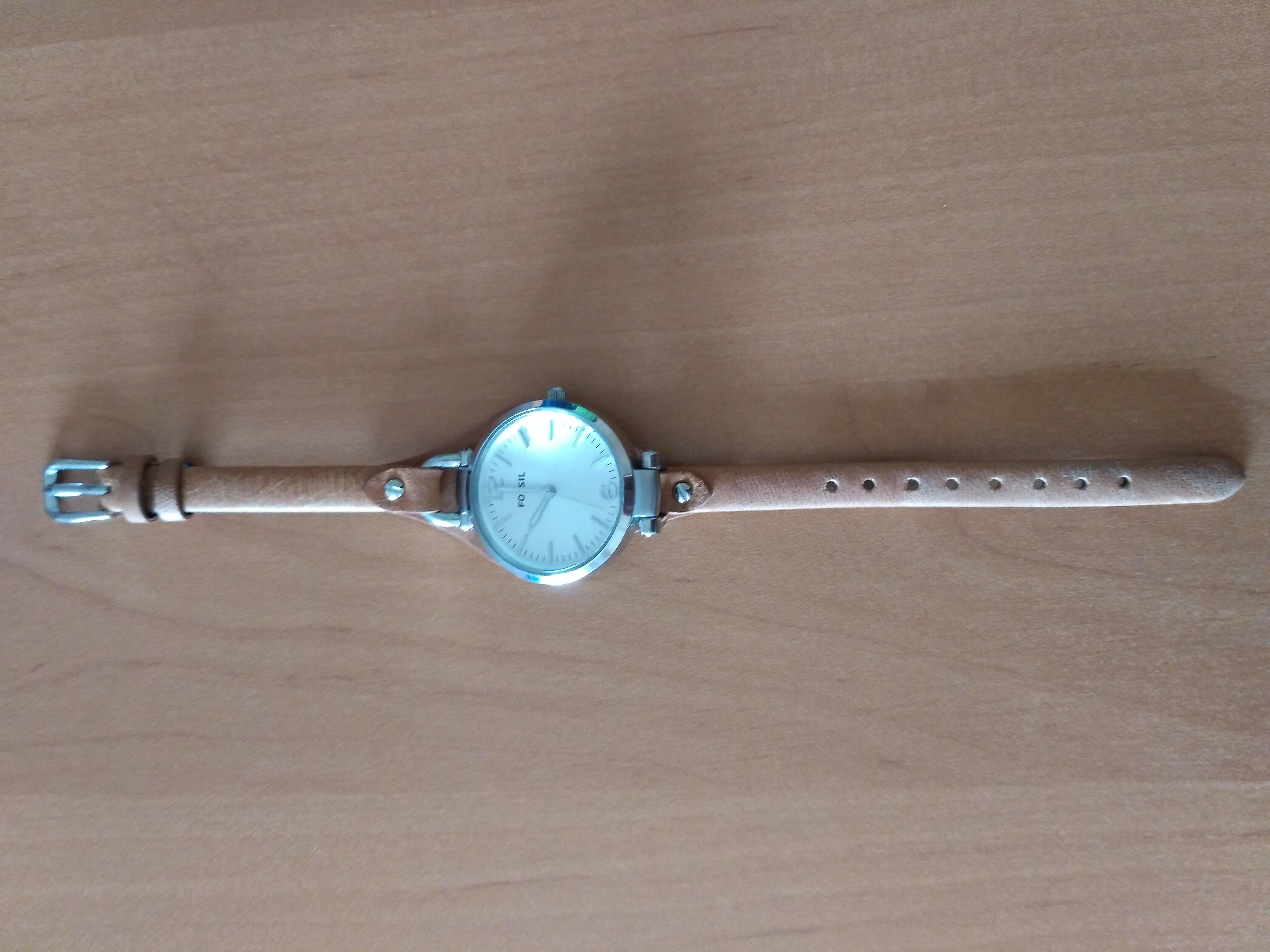 Pulseira do relógio pulseira pequeno es4176