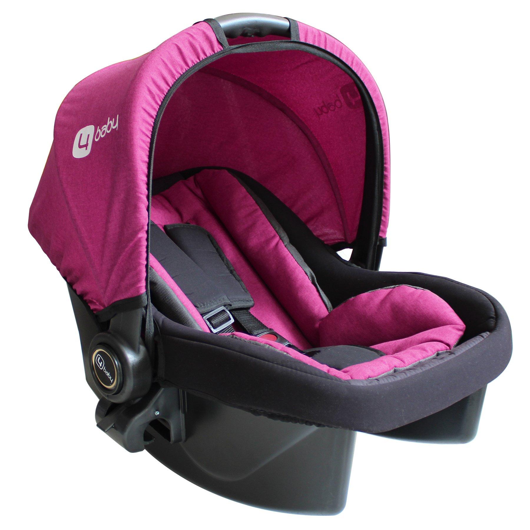 Four Baby Damson Stroller
