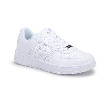 FLO 2020 nowe obuwie męskie płaskie buty skórzane sznurowane niskie buty sportowe Tenis Masculino moda trampki Trend wygodne Street Man obuwie buty KALEN KINETIX tanie i dobre opinie Sztuczna skóra Lace-up Pasuje prawda na wymiar weź swój normalny rozmiar Podstawowe Drukuj Dla dorosłych Wiosna jesień