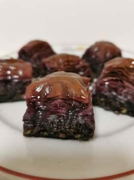 Gulluoglu Purplemix pistacjowa baklawa (mniej cukru) (edycja limitowana) świeżo wyprodukowana 1000 gramowa wolna SHİPPİNG tanie i dobre opinie Mężczyzna DE (pochodzenie)
