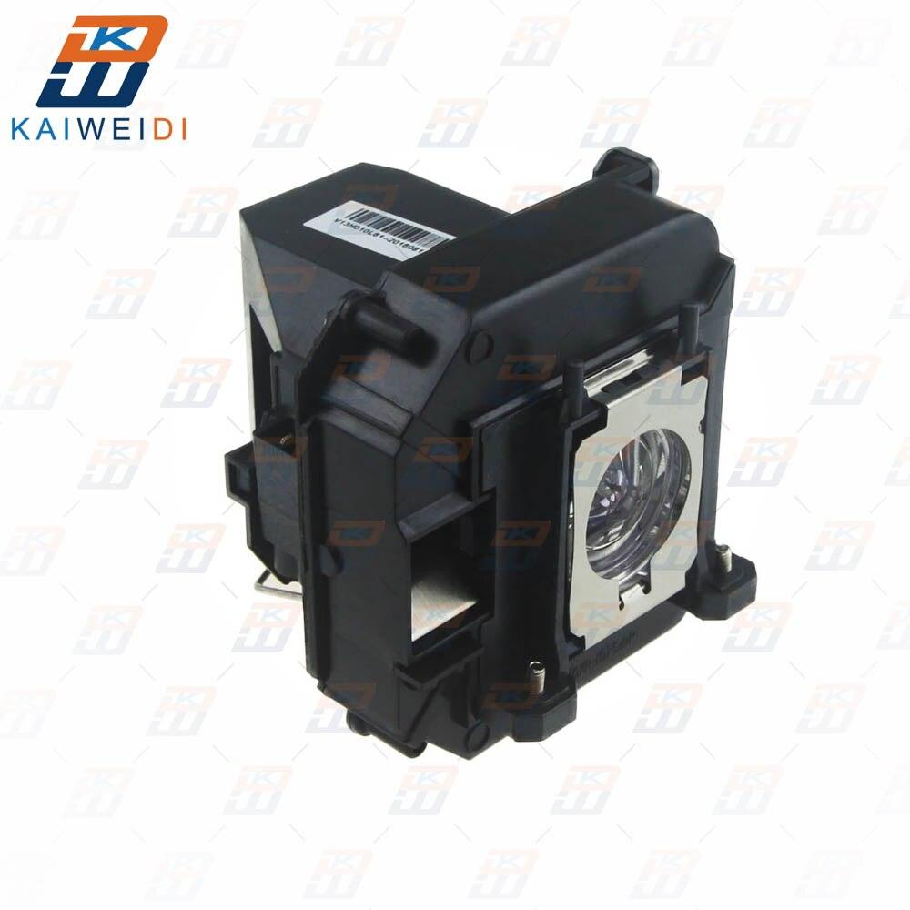 Compatible Bulbs V13H010L64 Projector Lamp ELPL64 For Epson D6155W/D6250/EB-1840W/EB-1850W/EB-1860/EB-1870/EB-1880/EB-935W