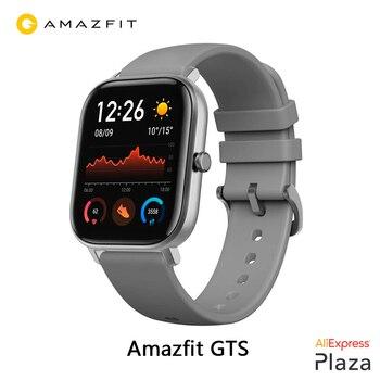 Xiaomi Huami Amazfit GTS Smartwatch (nowy, inteligentny zegarek, wodoodporne pływanie, Bluetooth, GPS, sport) [wersja globalna]