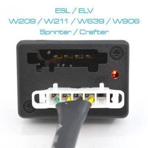 Image 3 - Pour m ercedes b enz ESL ELV émulateur de verrouillage de direction universel pour Sprinter Vito v olkswagen Crafter