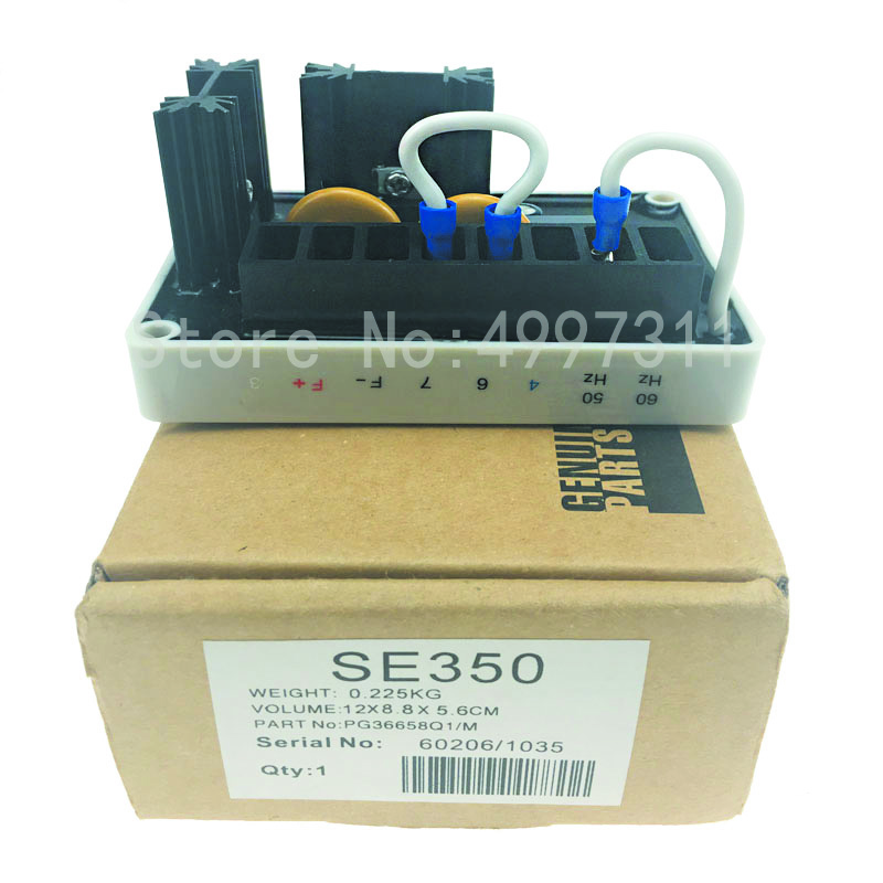 Chinese Own Factory Production AVR SE350 Automatic Voltage Regulator Used For Marathon Brushless Generator