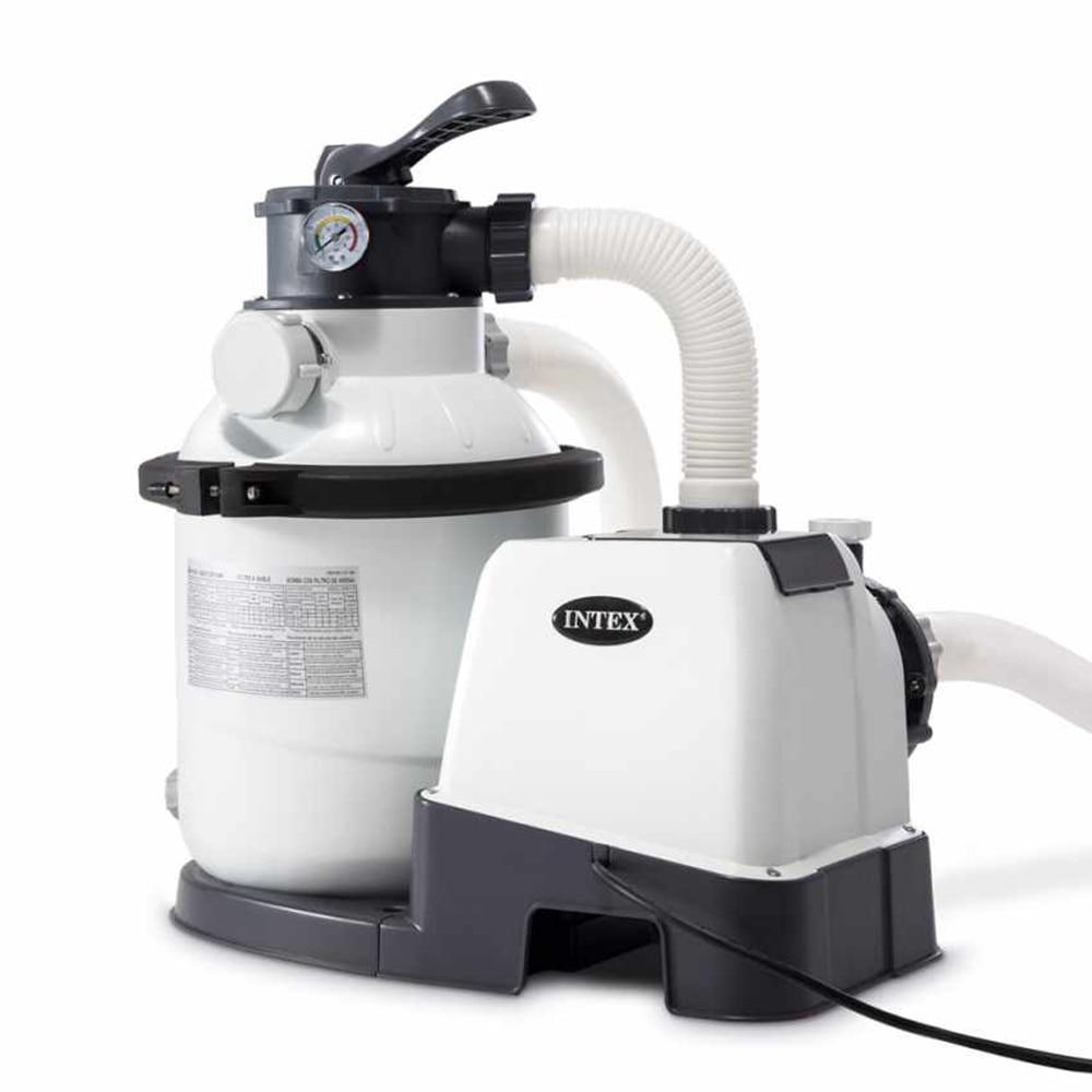 SAND FILTER PUMP INTEX (220-240 VOLTS)