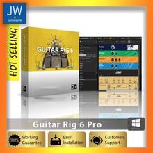 Native Instruments Guitar Rig 6 Pro Lifetime Licence