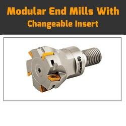MT90 AP10 D16 M08 L25 Z02 H-WITH chłodziwa modułowe frezy z wymienne płytki