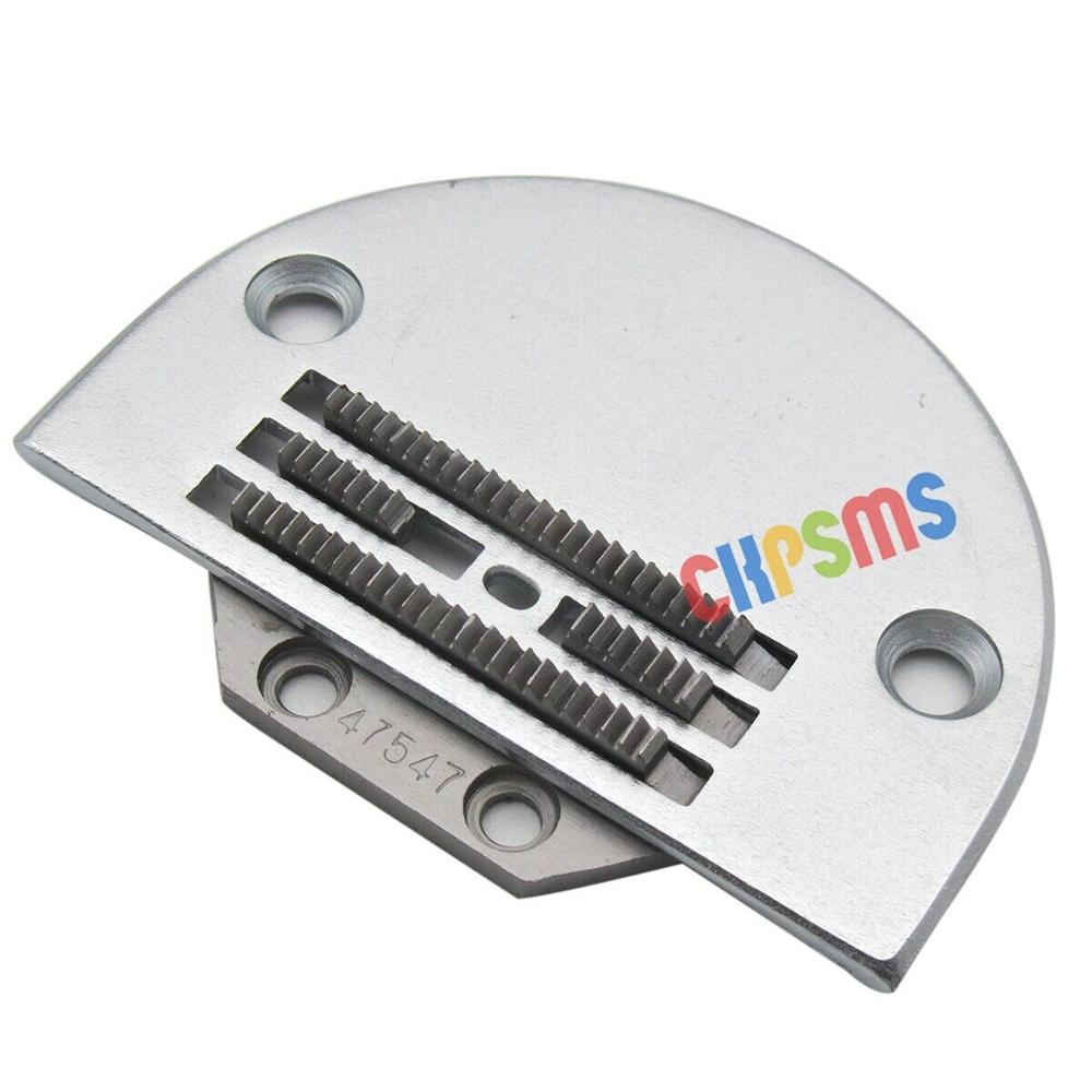 Needle Plate / Feed Dog FOR PFAFF SEWING 434, 436, 461, 462, 463, 467, 460, 470(China)