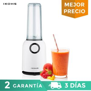 Personnal blender IKOHS OSIT Glass Mixer Healthy Portable Fruit Juicer 400ml 250W Professional Blender Juices Smoothies Faster