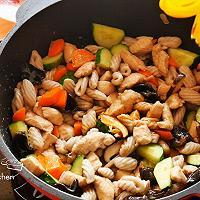 杂粮炒莜麦猫耳朵的做法图解15