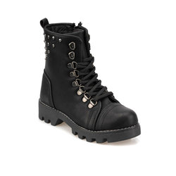 FLO 92.511820.F черные женские детские ботинки Polaris