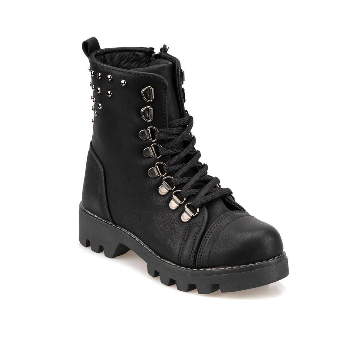 FLO 92.511820.F Black Female Child Boots Polaris