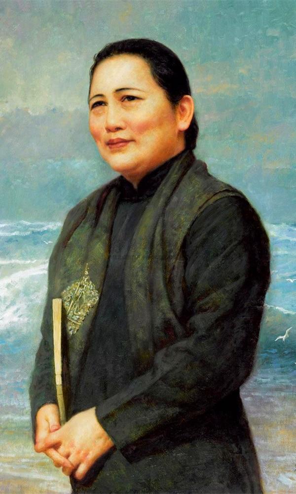 《宋庆龄》封面图片