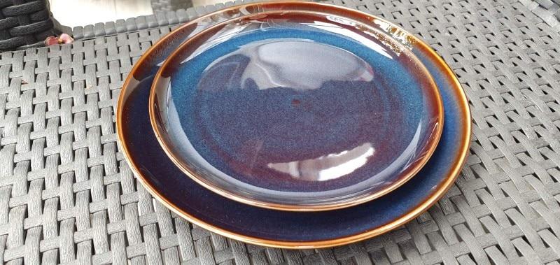 Aparelhos de jantar Cerâmica Cerâmica Porcelana