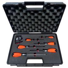 Brio набор ручного инструмента 7x Torx шестигранные ключи+ 3x отвертка с плоской головкой+ 3x Набор отверток Phillips Сделано в Европе Отвертка гаечный ключ