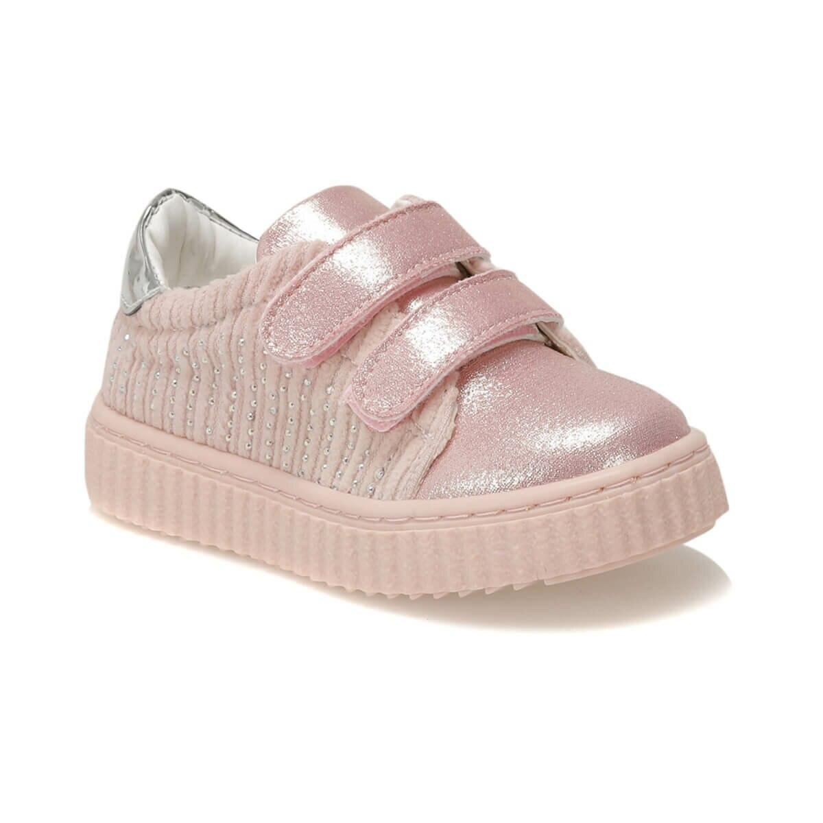 FLO 91.OBB I.B Powder Female Child Shoes PINKSTEP