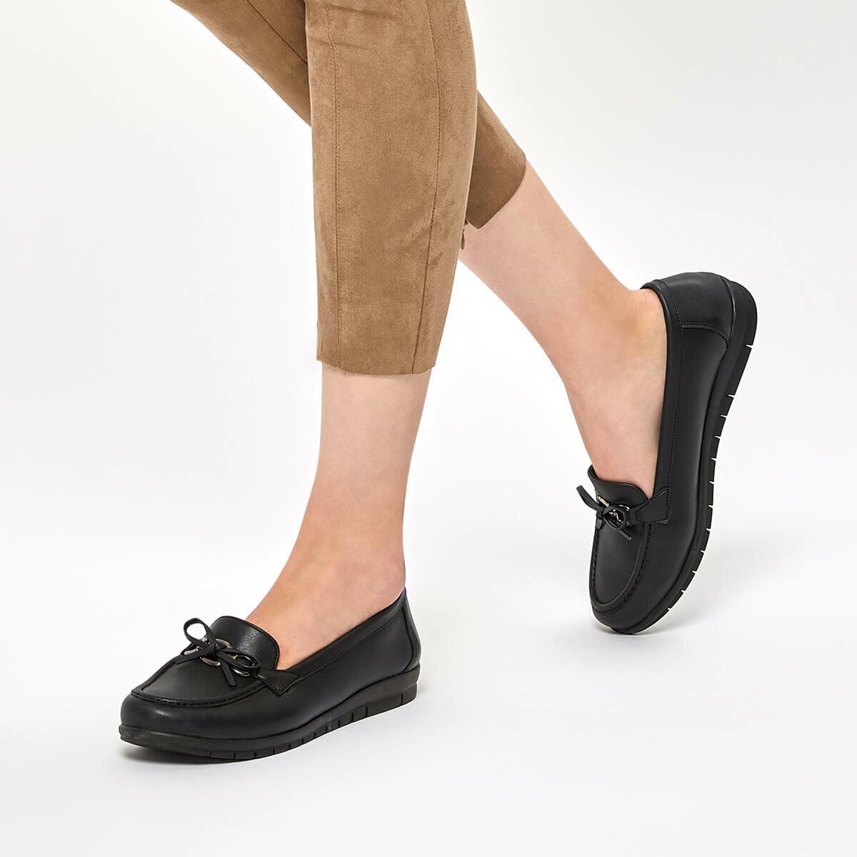 FLO 92.156915.Z Black Women Basic Comfort Polaris