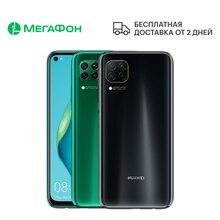 Смартфон Huawei P40 Lite 6/128GB [Ростест, доставка от 2 дней, новый, SIM любых операторов, официальная гарантия]