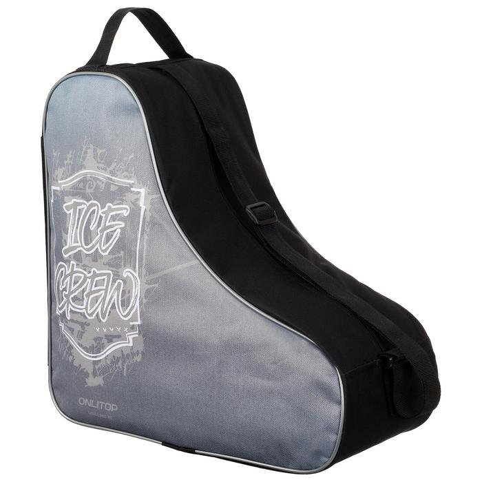 Ice Crew Skate & roller bag 36,5X35,2 cm, sports hiking, roller skate