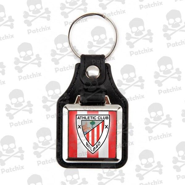 Soccer ATHLETIC BILBAO key key ring ...