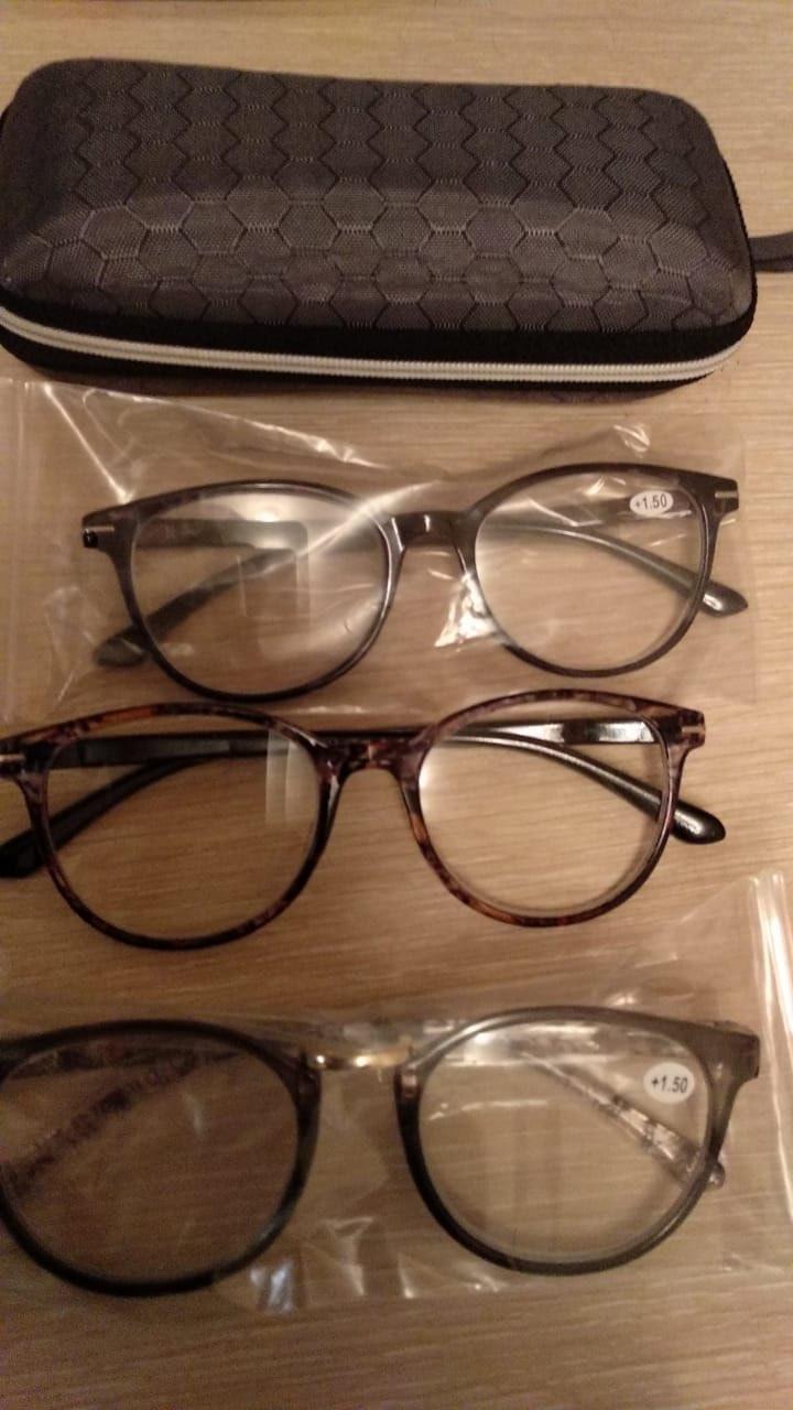 משקפי ראייה לגבר לאישה דגם 828 photo review