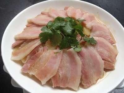 咸肉的制作方法咸肉应该怎么腌制-养生法典