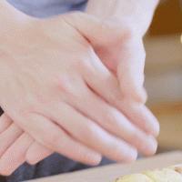 玉米薯香饼的做法图解10