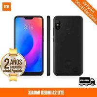 [Spanish Version Official Warranty] Xiaomi Mi A2 Lite 5.84 SIM Double 3 hard GB 32 hard GB 4000mAh smartphone (14,8 cm (5.84 ), 3 Hard GB, 32 hard GB
