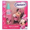 Conjunto de perfume infantil minnie nenuco (2 peças)