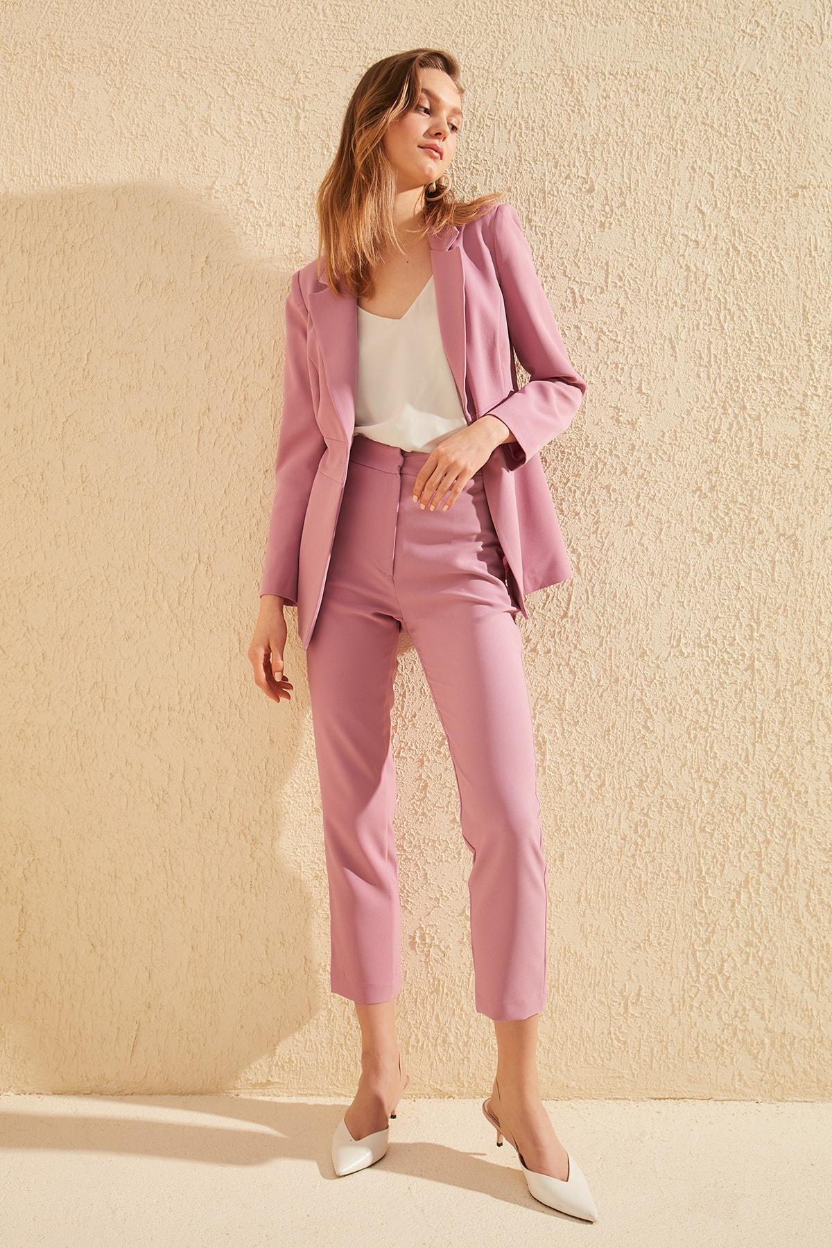 Trendyol Classic Pants TWOSS20PL0076