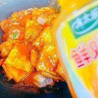 """#美食说出""""新年好""""#茄汁鸡蛋豆腐的做法图解14"""