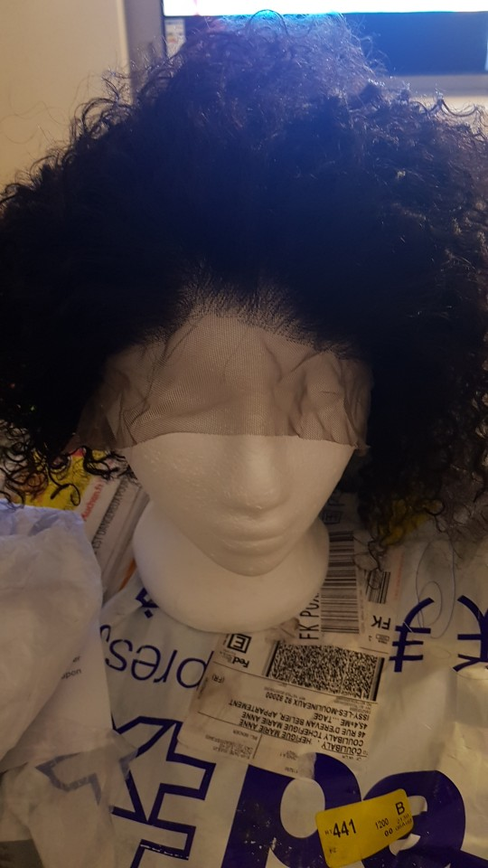 Lace Front Wigs Pixie Cut Wig 150 250 Remy Brazilian Short Curly Human Hair Wig For Black Women photo review