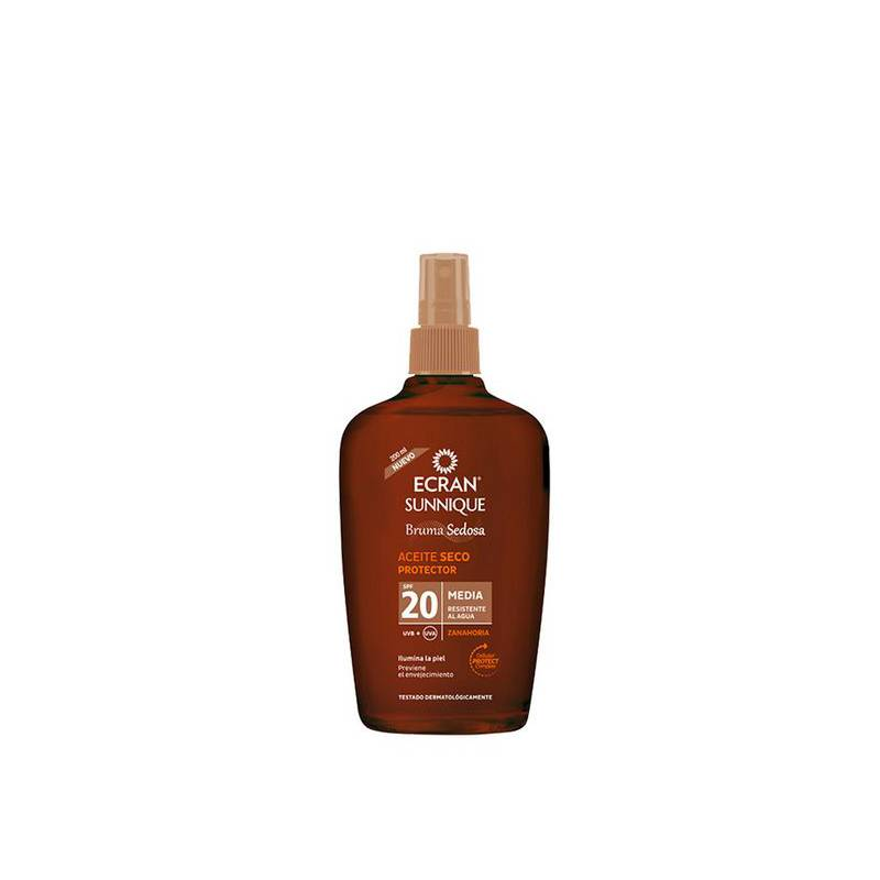 Dry Oil Sun Lemonoil Ecran SPF 20 (200 Ml)