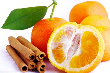 如果一个橘子只利用上了橘子肉那就太浪费了-养生法典