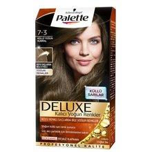 Палитра краска для волос 7-3 пепельный йогун Оберн