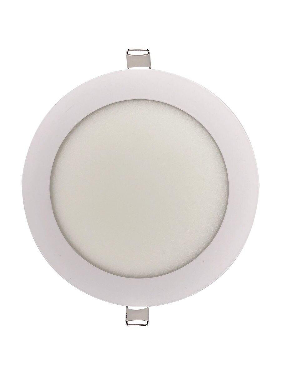 Cветильник светодиодный встраиваемый VLS 102R 6W 3000K ELVAN
