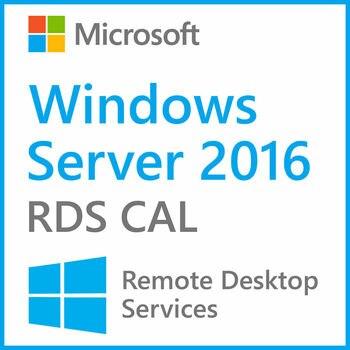 Windows Server 2016 RDS CAL 50 User Geniune License KEY - Lifetime Use - Original Activation Online Delivery 1 Minute