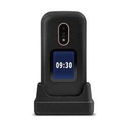 Doro 6060 czarny starszy telefon komórkowy 2.4