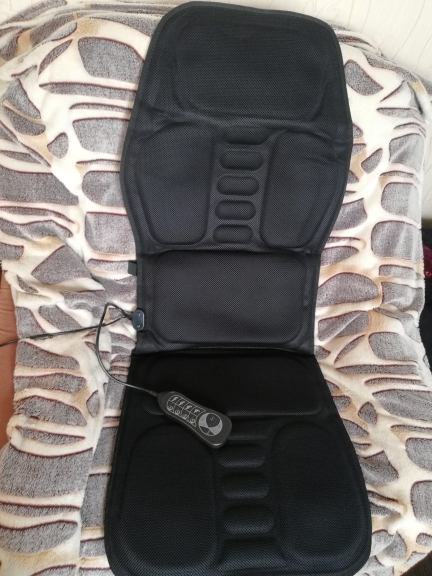 CareWell™ Massage Chair Pad photo review