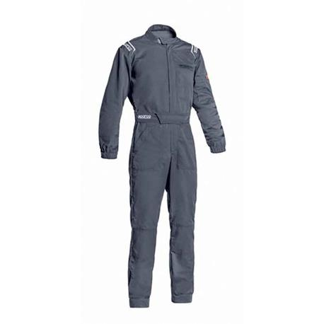 S002015GR3L-Dungarees Ms-3 Gray Size L Sparco
