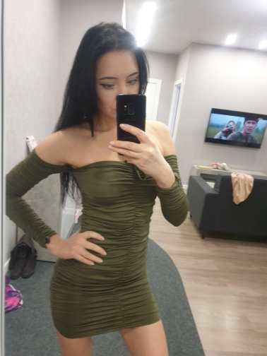 Articat Women Autumn Winter Bandage Dress Women 2020 Sexy Off Shoulder Long Sleeve Slim Elastic Bodycon Party Dresses Vestidos|Dresses|   - AliExpress