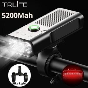 TRLIFE 5200mAh Bicycle Flashli