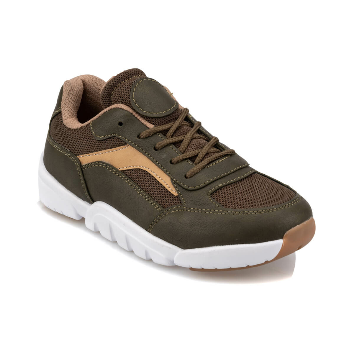 FLO 92.511869.F Khaki Male Child Shoes Polaris