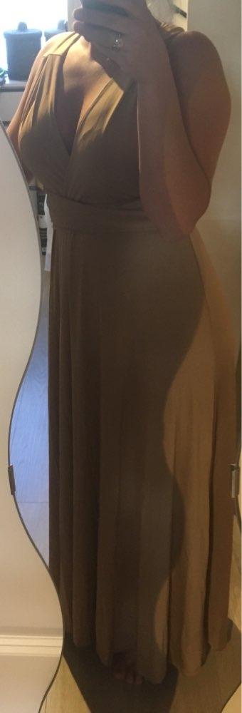Sexy Women Multiway Wrap Convertible Boho Maxi Club Red Dress Bandage Long Dress Party Bridesmaids Infinity Robe Longue Femme robe longue femme robe longuebandage long dress - AliExpress