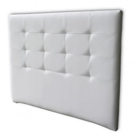 VENTADECOLCHONES Cabecero De Cama Para Dormitorio Tablet Largo Tapizado En Polipiel De Alta Calidad O Tela Antimanchas Essence