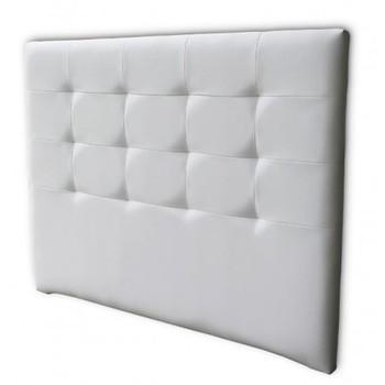 VENTADECOLCHONES Cabecero de Cama para Dormitorio Tablet Largo Tapizado en Polipiel de...