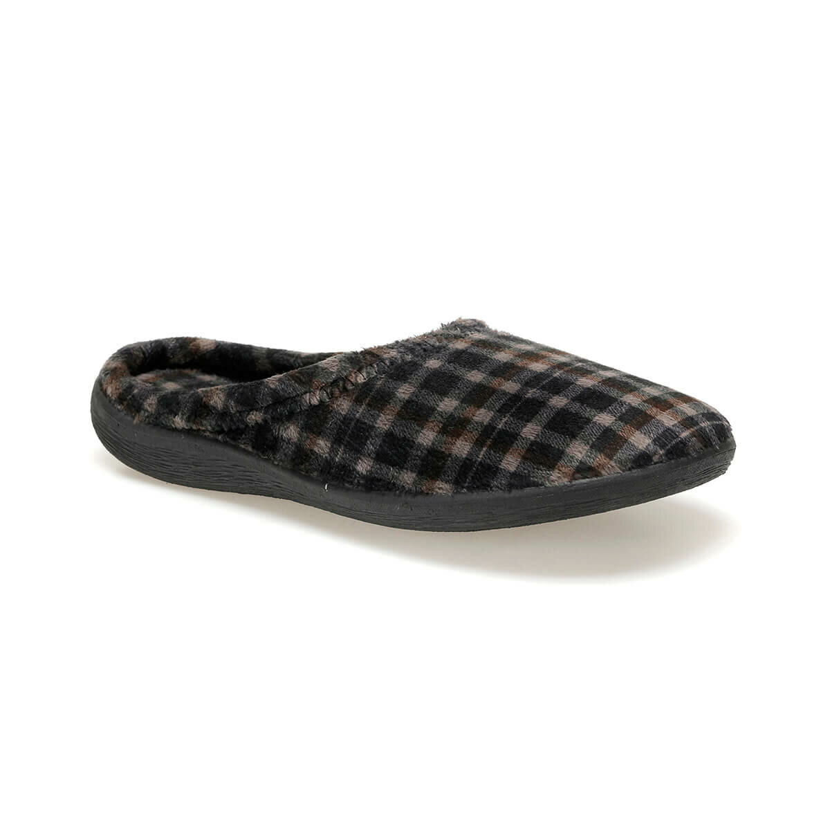 FLO 92.600086.M Black Male Home Slipper Polaris