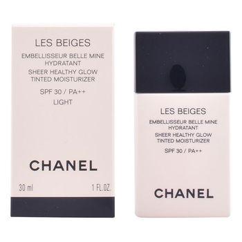 Fluid Foundation Make-up Les Beiges Chanel Spf 30