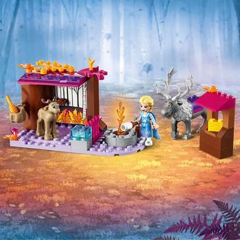 Конструктор LEGO Disney Frozen Дорожные приключения Эльзы 5