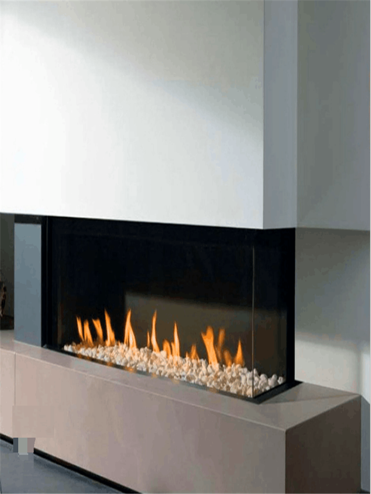 72  Inch Real Fire KNX Alexa Google Home Camino Bioetanolo  With Intelligent Smart Automatic Function